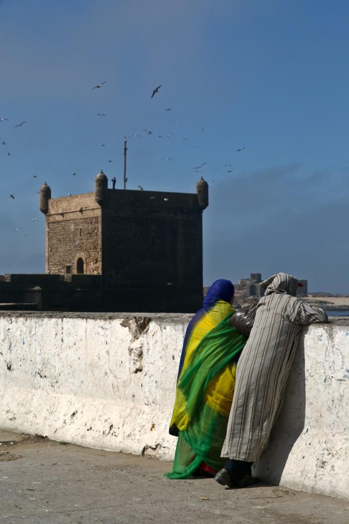 Zdjęcia: Essaouira, Bastion, MAROKO