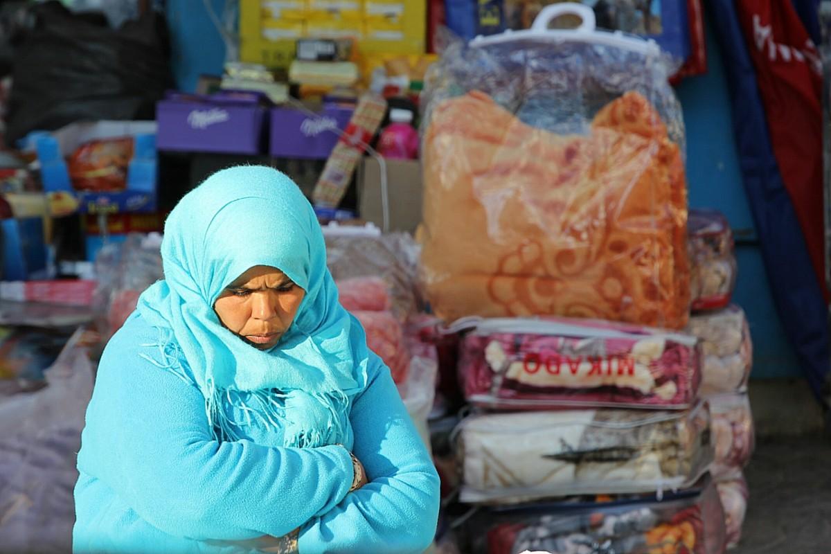 Zdjęcia: Maroko, Maroko, Na pewno nie kupi mi kocyka, MAROKO