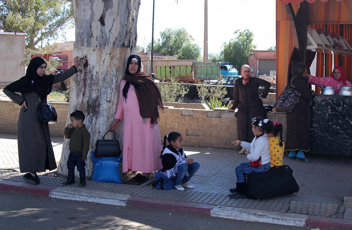 Zdjęcia: gdzieś po drodze, Maroko, W podróży, MAROKO