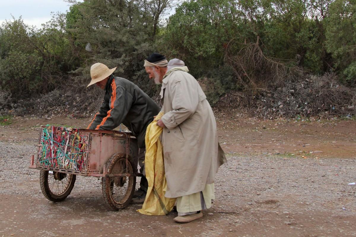 Zdjęcia: gdzieś po drodze, Maroko, Własny transport, MAROKO