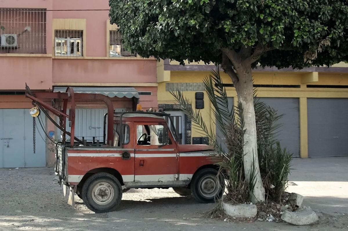 Zdjęcia: gdzieś po drodze, Maroko, Pomoc drogowa, MAROKO