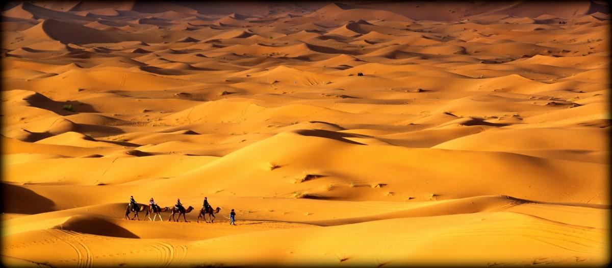 Zdjęcia: Erg Chebbi, południe, Maroko124, MAROKO