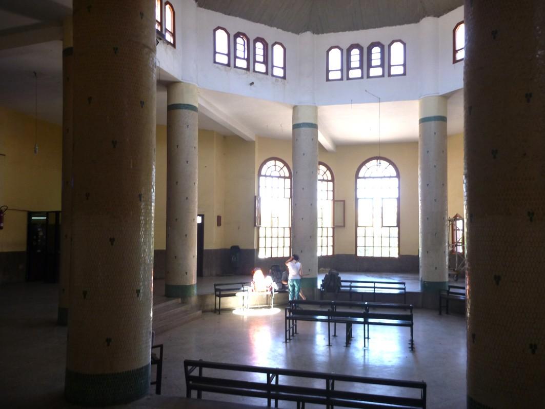Zdjęcia: Dworzec autobusowy, Meknes-Północne Maroko, Autobusem w Ramadanie, MAROKO