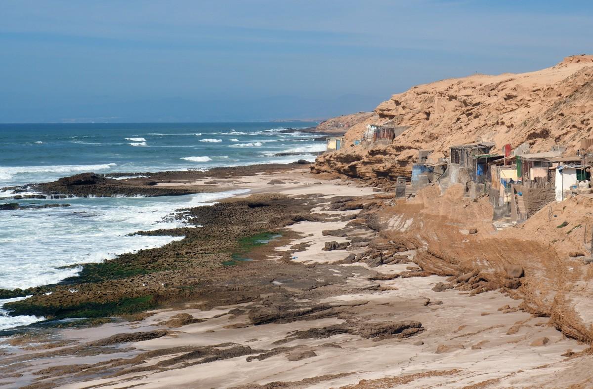 Zdjęcia: Sidi Rbat, Sus-Massa, Sidi Rbat (III), MAROKO