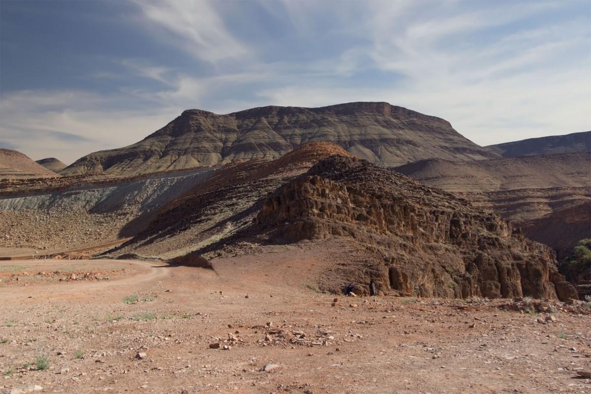 Zdjęcia: Les cascades de Tizgui, Maroko, Miejsce na nocleg, MAROKO
