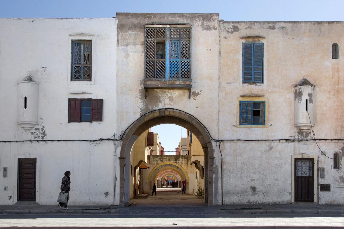 Zdjęcia: nad Atlantykiem, Marrakesz-Safi,  Brama bram  innych, MAROKO