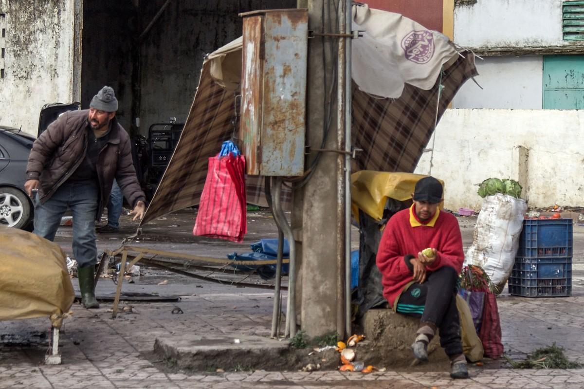 Zdjęcia: gdzieś po drodze, Kenitra, W małym miasteczku, MAROKO
