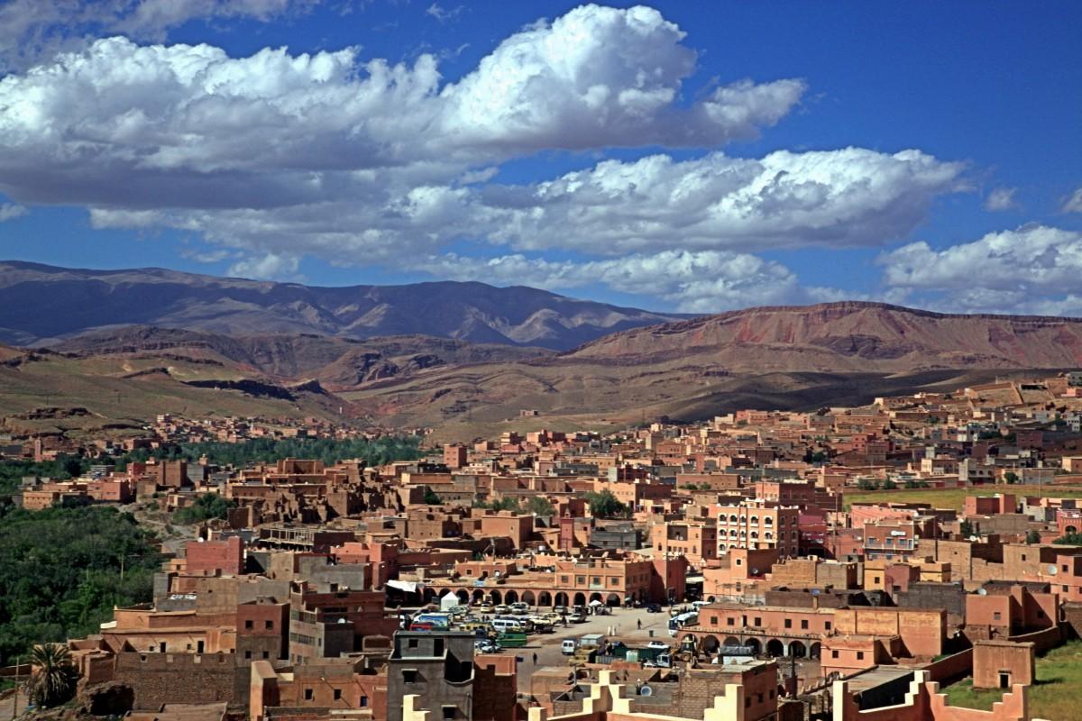 Zdjęcia: ., Ouarzazate, Teneghir, MAROKO