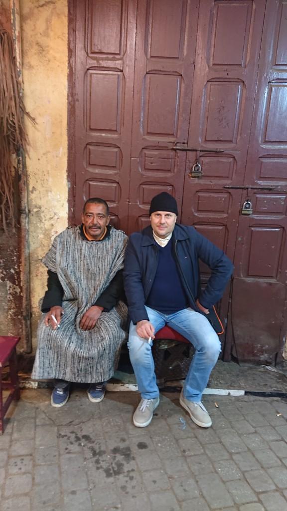 Zdjęcia: Marrakesz, Dwa bratanki, MAROKO