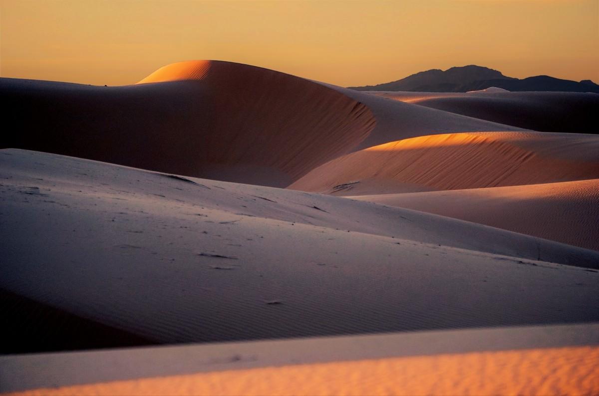 Zdjęcia: Erg Chebbi, Sahara, Wyjście z cienia, MAROKO