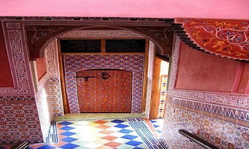 Zdjęcie MAROKO / Marrakech / Marrakech / pierwsze wrażenie kluczem do sukcesu