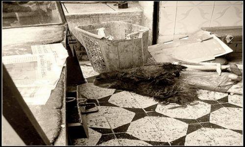 Zdjęcie MAROKO / brak / suk w Fezie / straciłem głowę / łeb /