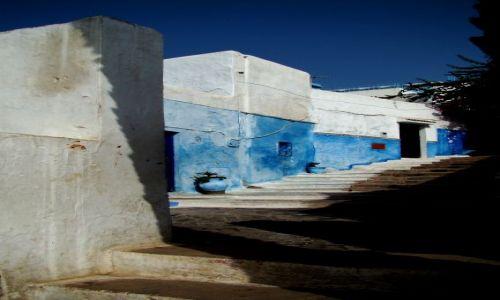 Zdjecie MAROKO / - / Rabat / Kazba Oudaja