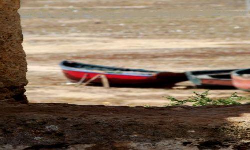Zdjęcie MAROKO / - / Essaouira / Port