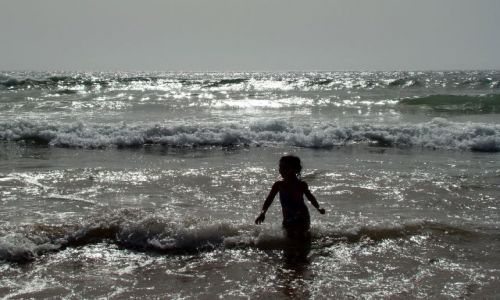 Zdjecie MAROKO / - / AGADIR / Na plaży
