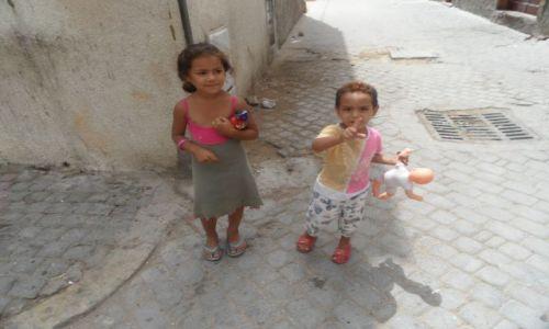 Zdjecie MAROKO / - / Beni Melal / Dzieci z Beni Melal