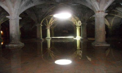 Zdjecie MAROKO / - / Al-Dżadida / XVI wieczna cysterna portugalska (zbiornik na deszczówkę)