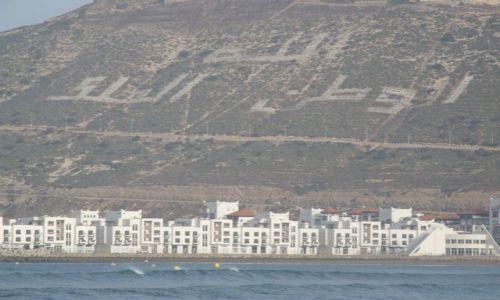 Zdjecie MAROKO / Agadir / Agadir Marina / Agadir Marina