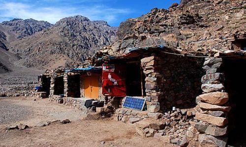 Zdjecie MAROKO / Atlas Mountains / dolina Ifni / W krainie Berberow