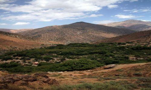 Zdjecie MAROKO / - / National Park Toubkal / Ourika Valley 1