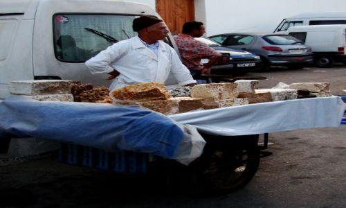 MAROKO / gdzieś w kolejnej medynie / Maroko / Kulinaria...