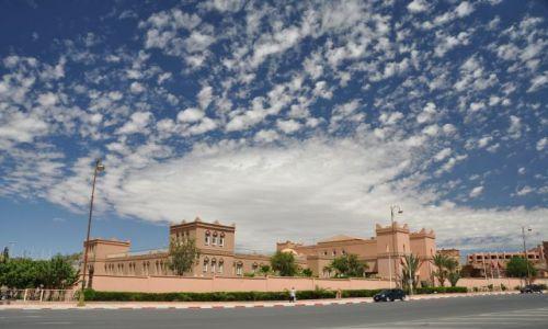 Zdjecie MAROKO / - / Ouarzazate / Ouarzazate