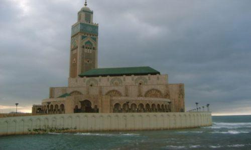 Zdjecie MAROKO / Maroko / Casablanka / Casablanka