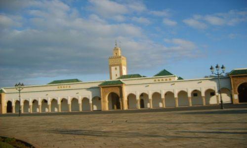 Zdjecie MAROKO / Maroko / Rabat / Rabat