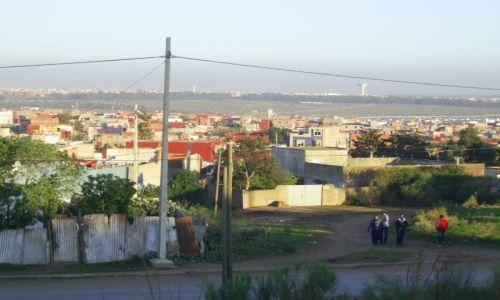 Zdjęcie MAROKO / Kenitra / Kenitra / Dzielnica rybaków - Kenitra