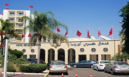 Zdjecie MAROKO / Agadir / hotel  / hotel kenzo polecam