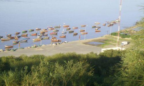 Zdjęcie MAROKO / Kenitra / Kenitra / przystań rybaków na Subu