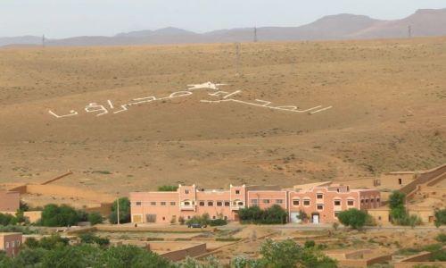 Zdjecie MAROKO / - / Maroko- południe / gdzieś w drodze