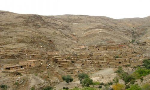 MAROKO / - / Maroko  / osada w górach Atlas