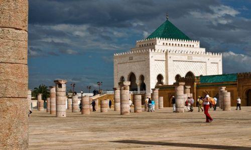 Zdjęcie MAROKO / Rabat / Rabat / Rabat
