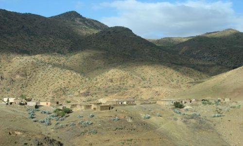 Zdjecie MAROKO / - / Maroko- południe, Góry Atlas /