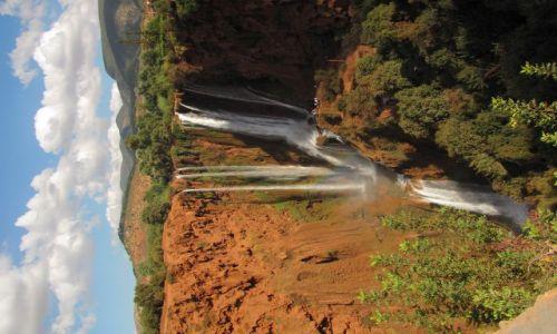 Zdjecie MAROKO / - / Wodospady Ozude / Wodospady Ozude