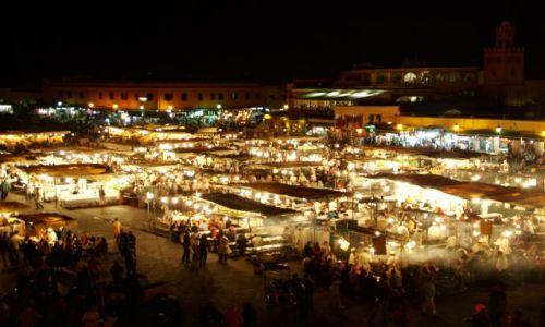 Zdjecie MAROKO / - / Marrakech / Konkurs