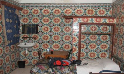 Zdjecie MAROKO / brak / Marrakesh / tani hotel w Marrakeszu