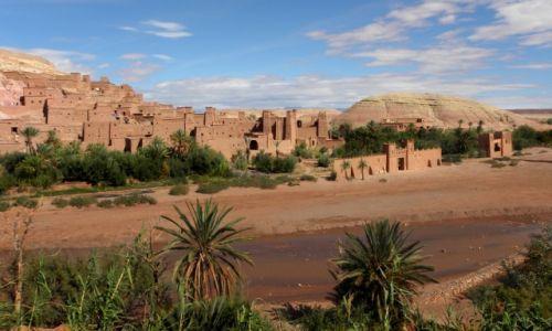 Zdjecie MAROKO / Okolice Ouarzazate / Ait Bin Haddou / Twierdza 2