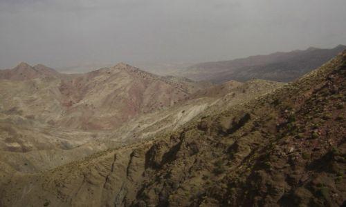 Zdjecie MAROKO / - / w drodze do Quarzazate / Góry Atlas