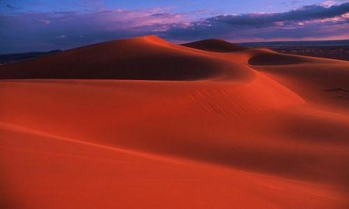 Zdjecie MAROKO / Merzouga / Sahara / Maroko 98