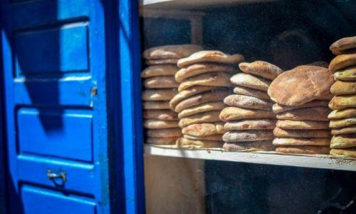MAROKO / Maroko / Maroko / marokański chleb