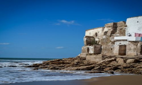 MAROKO / Maroko / Sidi Koukhi Beach / Plaże Maroka