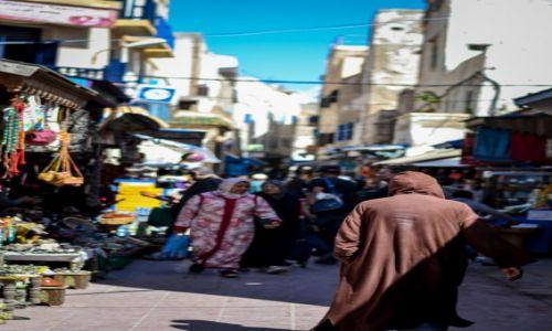 MAROKO / Essaouira / medina / W medinie
