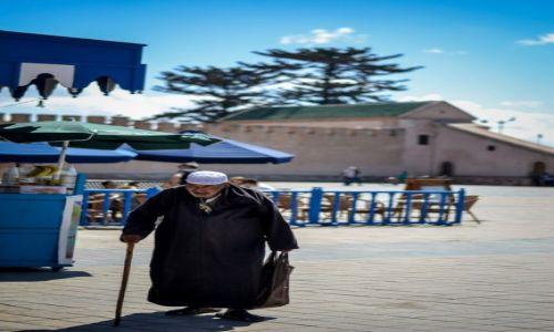 Zdjecie MAROKO / Essaouira / Essaouira / Port w Essaouirze