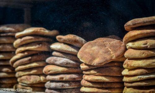 Zdjecie MAROKO / Maroko / - / marokański chleb