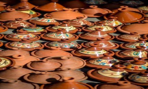MAROKO / Marrakesz / w medinie / Marrakesz