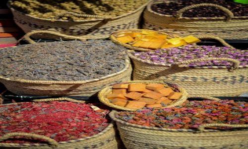 Zdjęcie MAROKO / Marrakesz / medina / W medinie
