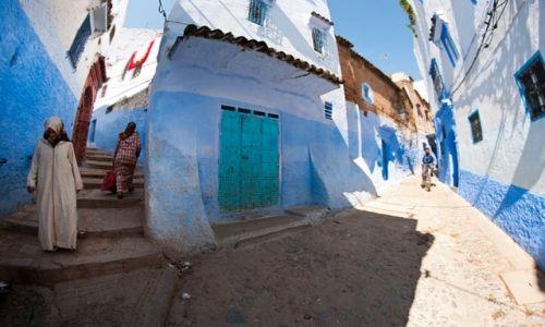 Zdjecie MAROKO / Północne Maroko / Szefszałan / Ludzie Szefszałanu