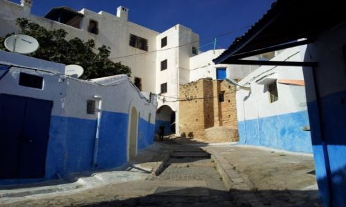Zdjecie MAROKO / Rabat / kasba / Kasba
